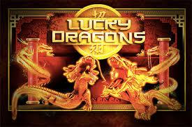 สล็อต Lucky Dragons เกมสล็อต มาแรงแซงทางโค้งในเว็บ คาสิโนออนไลน์