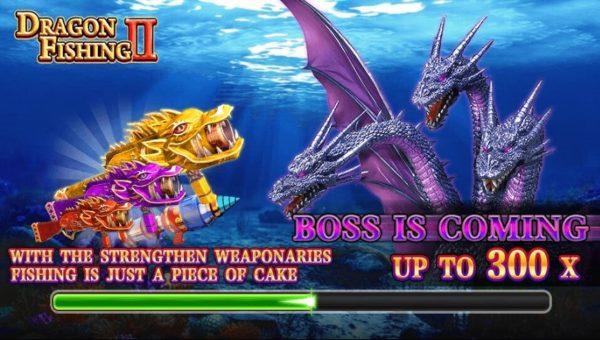 สนุกสุดเหวี่ยงไปกับ เกมยิงปลา ราชามังกร 2 ยอดฮิตบนเว็บไซต์เราทำเงินได้อื้อ